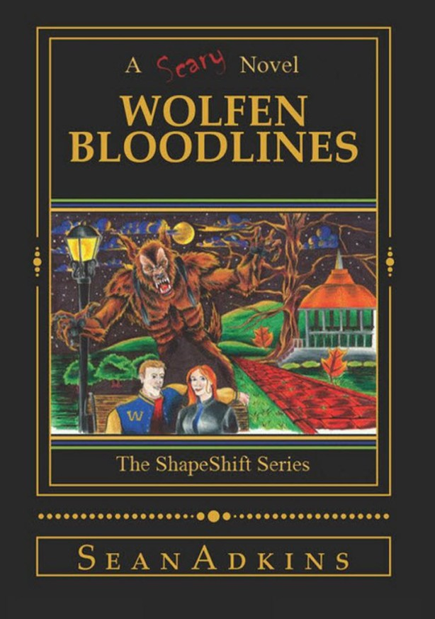 Cover of Wolfen: Bloodlines